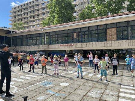 В Ялте продолжают работать тематические онлайн-площадки для детей