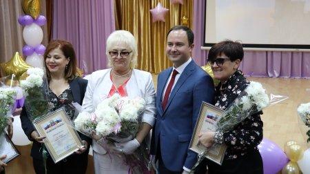 В Ялте поздравили работников дошкольного образования