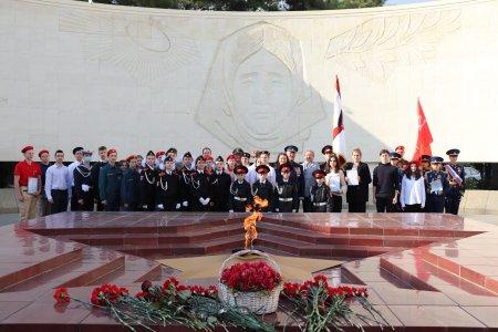 В Ялте состоялось торжественное закрытие Вахты Памяти